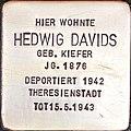 Stolperstein Hedwig Davids1.jpg