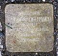 Stolperstein Hektorstr 5 (Halsee) Theodor Delbanco.jpg