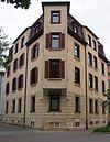 Stolpersteine in der Tübinger Fürststraße 7.JPG