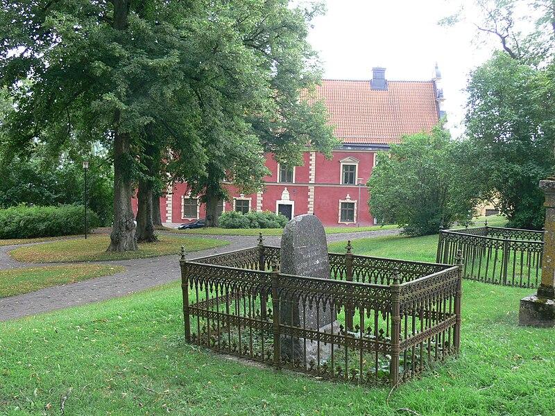 Strängnäs - Dom - Friedhof.jpg