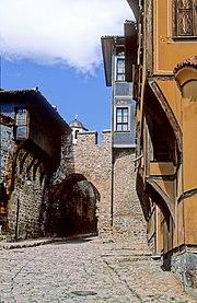 Old Plovdiv.
