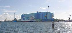 Werft Stralsund