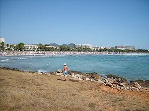S Illot Beach