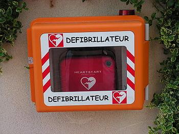 "A ""street defibrillator"". Having a c..."
