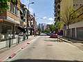 Streets in Tirana during the COVID-19 pandemic.jpg