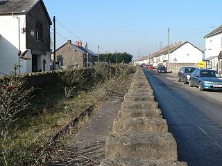 Sudbrook, Monmouthshire Human settlement in Wales