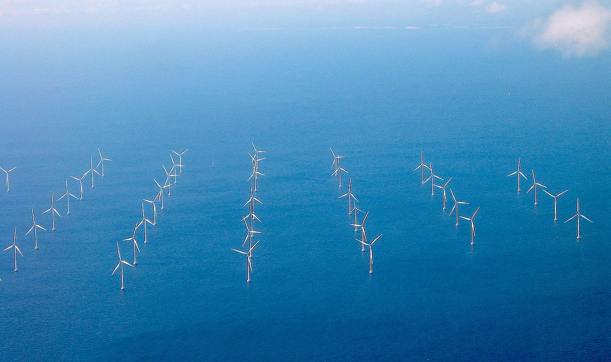 List of offshore wind farms in