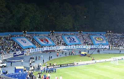 FC Dynamo Kyiv - Wikipedia