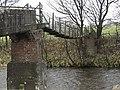 Suspension bridge over the River Hodder - geograph.org.uk - 1183612.jpg