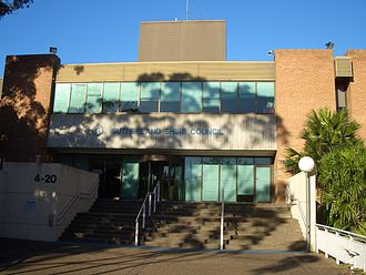 Sutherland, New South Wales - Sutherland Shire council