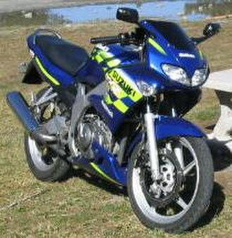 Suzuki RV125 - WikiVividly