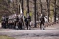 Svinīgā vainagu nolikšanas ceremonija Rīgas Brāļu kapos (5699060248).jpg