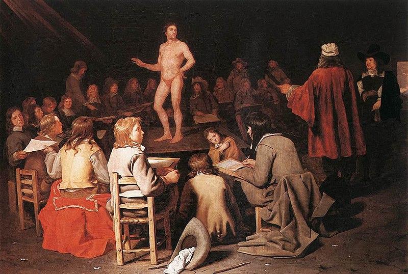 Файл: Sweerts, Michael - Класс рисования - 1656-58.jpg