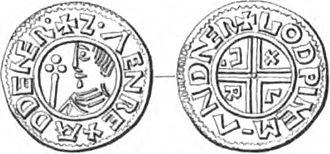 Sweyn Forkbeard - Image: Sweyn Forkbeard coin