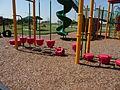 Swings at North San Juan Park.JPG