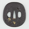 Sword Guard (Tsuba) MET 14.60.4 003feb2014.jpg