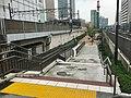 Tōkyū Tōyoko Line's waste trace Promenade 2019 (Sakuragichō - Momijizaka) 02c.jpg
