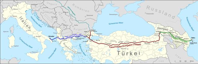 btc gasdotto georgia