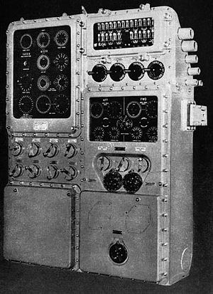 Torpedo Data Computer - U.S. Navy Mk III Torpedo Data Computer, the standard US Navy torpedo fire control computer during World War II. Later in World War II (1943), the TDC Mk III was replaced by the TDC Mk IV, which was an improved and larger version of the Mk III.
