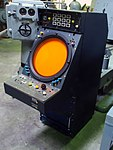 TEC 800-2 Calypso III radarconsole.JPG
