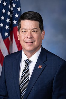 TJ Cox, official portrait, 116th Congress2.jpg