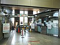 TRA Baifu Station ticket gate 20200705.jpg