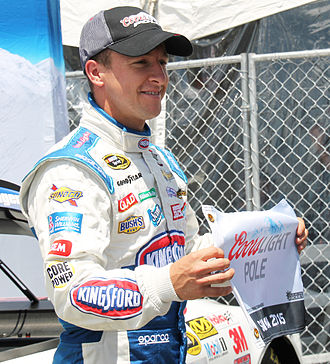 2015 Toyota/Save Mart 350 - A. J. Allmendinger scored the pole for the race