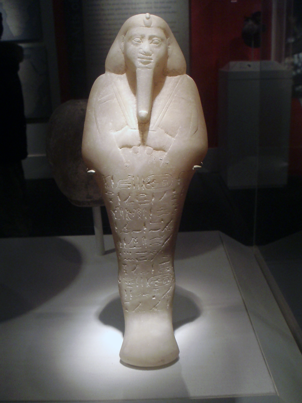 Taharqa-Shabti BrooklynMuseum