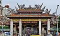 Taipeh Longshan-Tempel Fassade 3.jpg