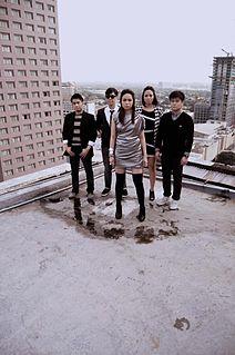 Taken by Cars Filipino indie rock band