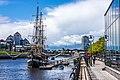 Tall Ship - North Wall Dublin Docklands - panoramio.jpg