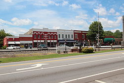 Downtown Tallapoosa