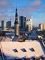 Tallinn skyline view, Kohtuotsa Vaateplats, Jan 2013.jpg