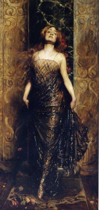 Lyda Borelli - Image: Tallone Lyda Borelli 2