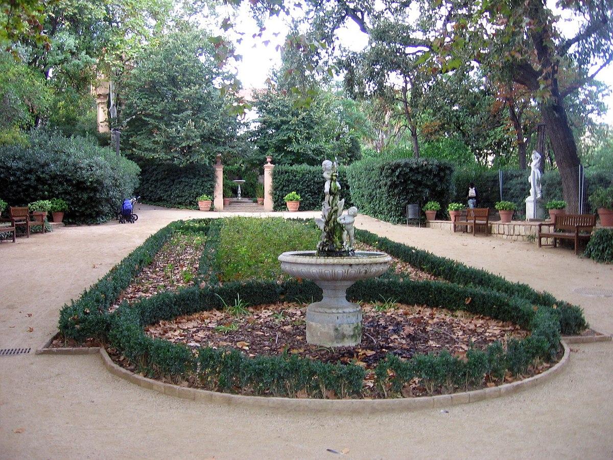jardines de la tamarita wikipedia la enciclopedia libre