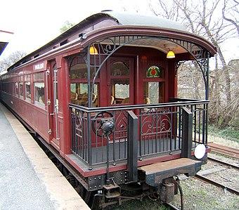 Victorian Railways AW Roof