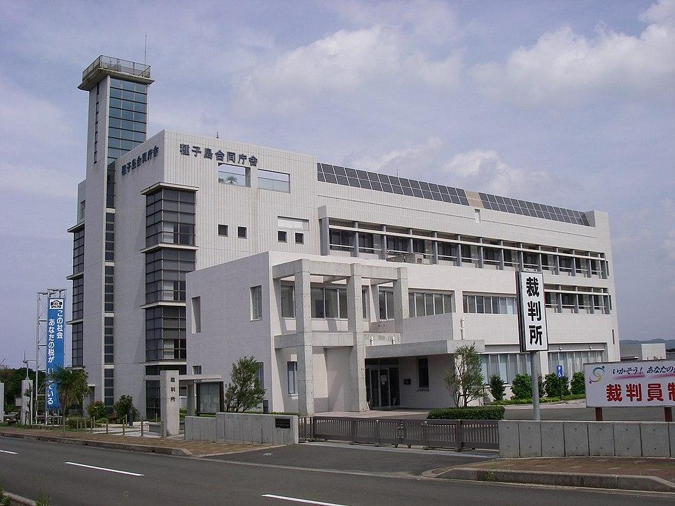 Tanegashima Godochosya