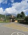Tashichho Dzong Fortress in Thimphu during LGFC - Bhutan 2019 (101).jpg