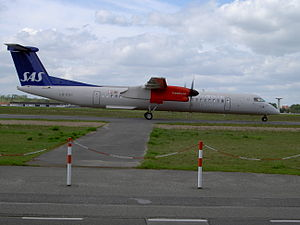 Tegel airport,LN-RDC.JPG