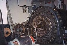 Generador Electrico Wikipedia La Enciclopedia Libre