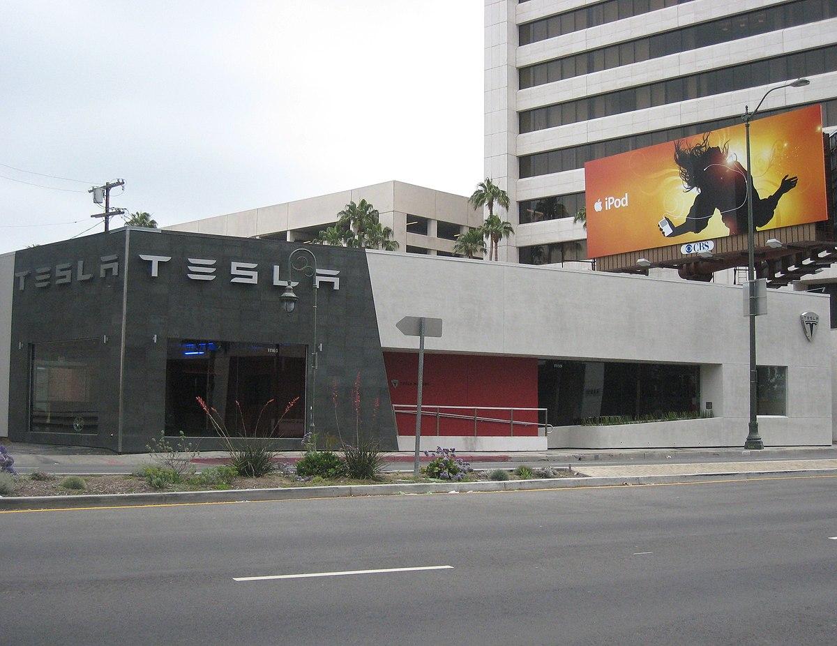 Tesla Tvrtka Wikipedija