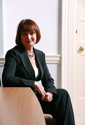 Paymaster General - Image: Tessa Jowell