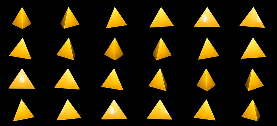 Tetraedro (Matemateca IME-USP)