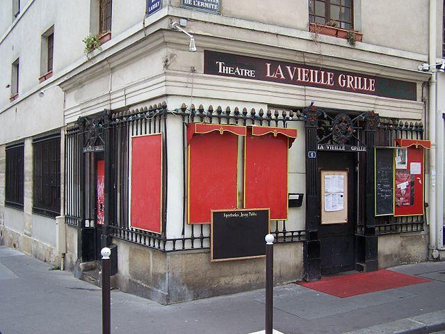 Café Théâtre de la Vieille Grille