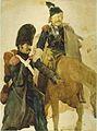Théodore Géricault (1794–1824), Retour de Russie (ca. 1818).jpg