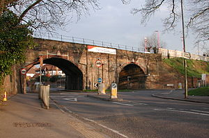Thames Ditton - Thames Ditton railway bridge