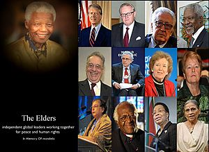 The Elders (organization) - Image: The Elders