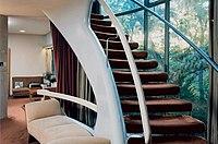 The Alan I W Frank House stair.jpg