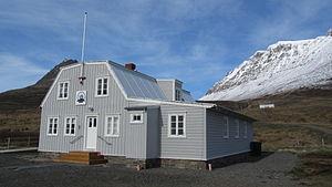 The Arctic Fox Center - The Arctic Fox Center in Súðavík.