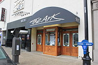 The Ark folk music venue Ann Arbor.JPG